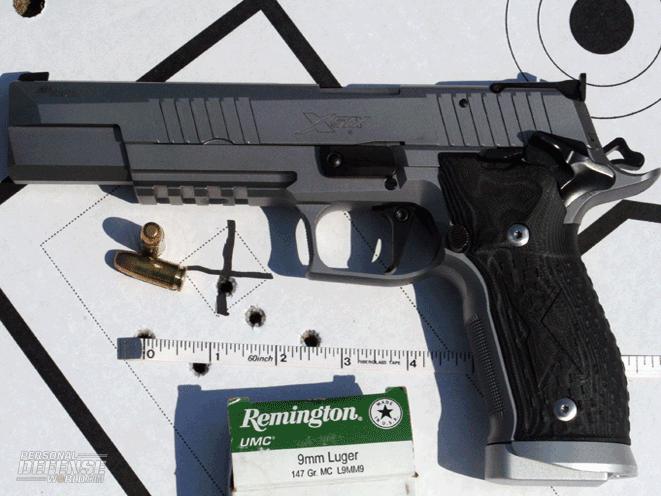 Six Sauer x-six 9mm