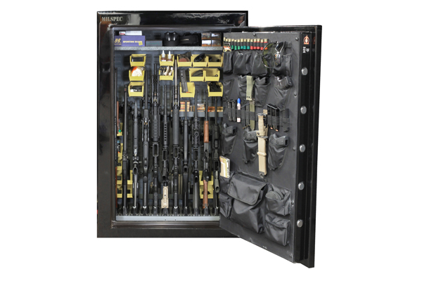 SecureIt Tactical: MilSpec Tactical Gun Safe