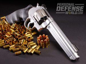 Smith & Wesson PC Model 929 Revolver