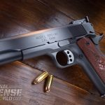 The Springfield Range Officer 9mm sports an entry-level price tag. But make no mistake: With it's match-grade internals and stellar build quality, the Range Officer 9mm delivers custom-grade performance.