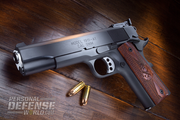 Gun Review: Springfield Armory's 9mm Range Officer