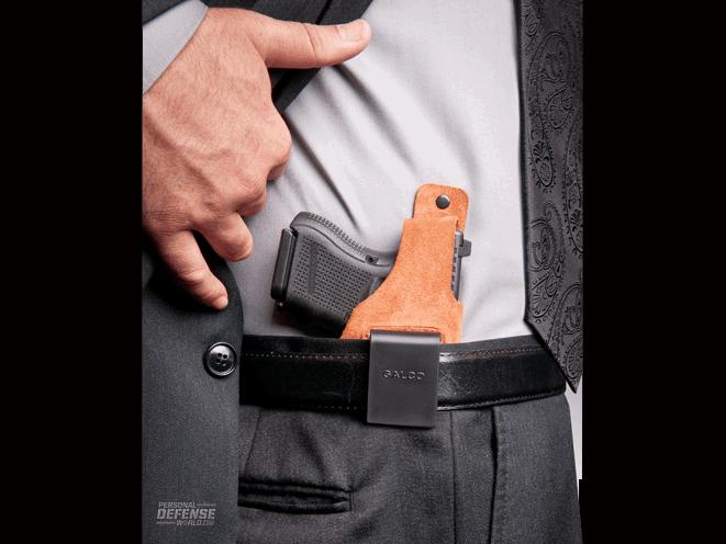 concealed pocket pistols