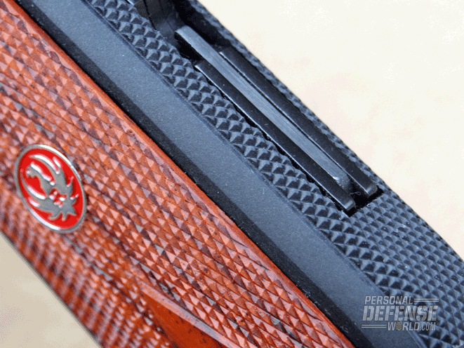 Ruger 22/44 threaded barrel