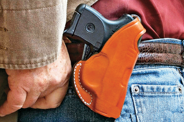 Rowan County, North Carolina has approved concealed carry inside county-owned buildings.