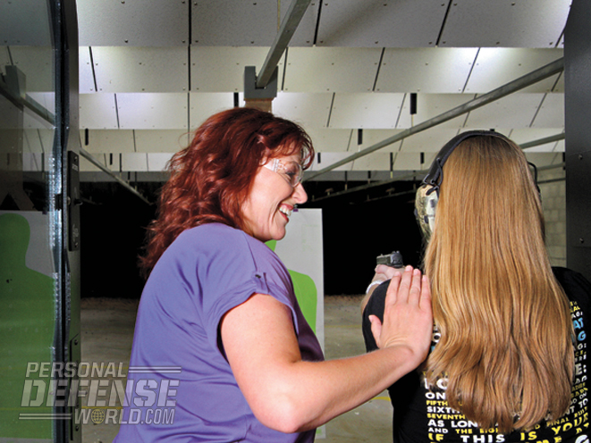 A Girl & A Gun is instructional, welcoming and fun—making it ideal for new and experienced female shooters alike.