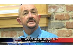 A concealed carrying California vice principal is suing after being arrested for carrying a gun on school grounds.