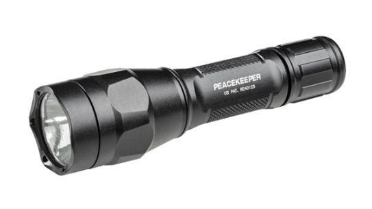SureFire's P1R Peacekeeper Rechargeable Flashlight
