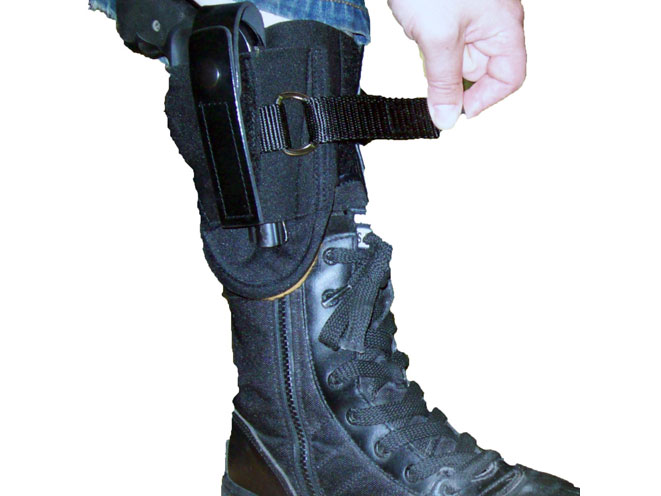 Blue Stone Safety Undercover Ankle Holster