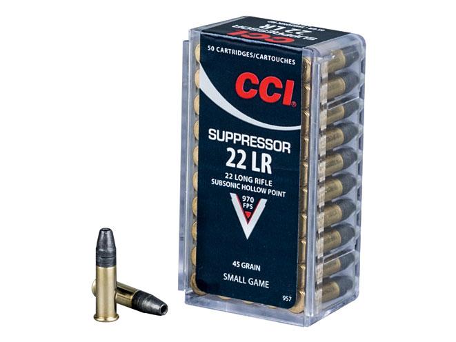 CCI Suppressor .22 LR
