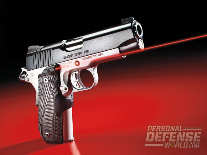 Gun Review Kimber Master Carry Pro