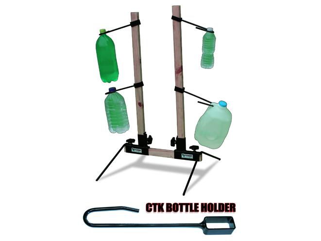 CTK P3 Ultimate Target Stand, ctk precision, target stand, ctk bottle holder