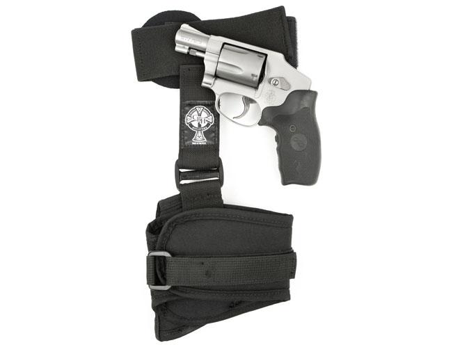 CrossBreed J-Frame Revolver Ankle Holster