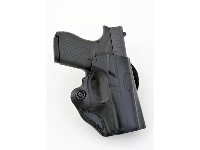 DeSantis Mini Scabbard, desantis, desantis holster, holsters, desantis glock 42, glock