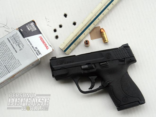 Smith & Wesson M&P Shield, smith & wesson