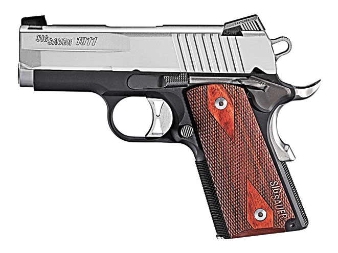 Sig Compact 9mm >> Best Sig Sauer Pistols For Concealed Carry