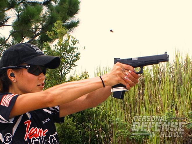 Tori Nonaka, Glock, tori nonaka glock