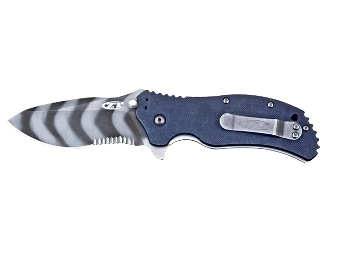 Zero Tolerance 0350 folding knife.