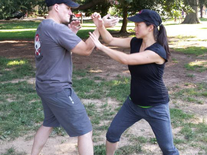 Alpha Combatives, self defense, Alpha Combatives self defense, women's self defense