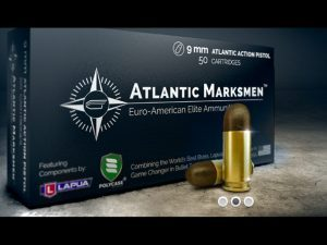 Atlantic Marksmen Ammunition, Blue August, ammo, ammunition