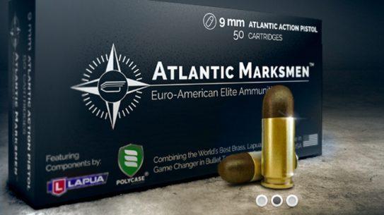 Atlantic Marksmen Ammunition, Blue August, ammo, ammunition