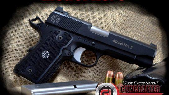 Guncrafter Industries, Guncrafter Industries model no. 5