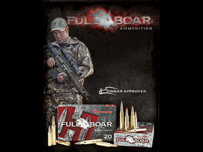 Hornady Full Boar, hornady, hornady 2015 products