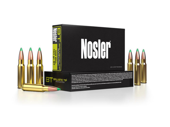 Nosler, Nosler BT Ammo, Nosler ammo, nosler ammunition