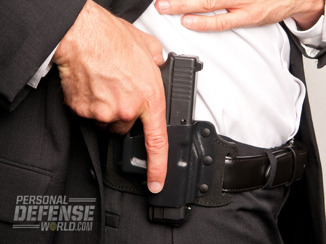 Concealed Carry: 10 Pros & Cons of IWB and OWB Designs