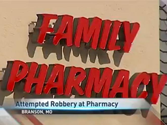 missouri, armed robbery, family pharmacy robbery, armed robbery, branson armed robbery, robbery
