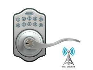 LockState's RemoteLock 500i WiFi Door Lock, lockstate, remotelock