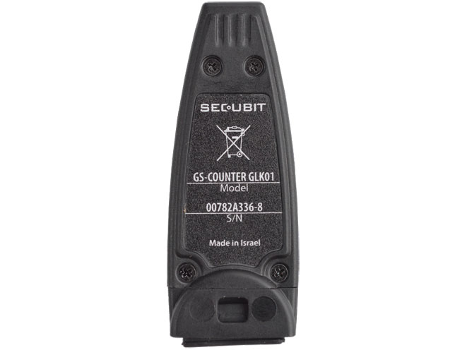 Secubit Gun Shot Counter