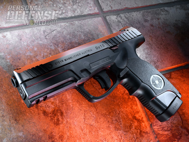 Gun Review: Steyr L9-A1 9mm