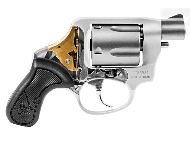 Taurus Snub-Nose Defenders for Concealed Carry