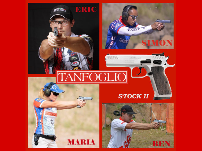 tanfoglio, team tanfoglio, tanfoglio world shoot