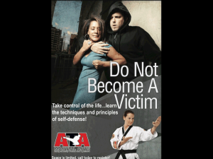Valpo ATA Self-Defense Seminar, Valpo ATA
