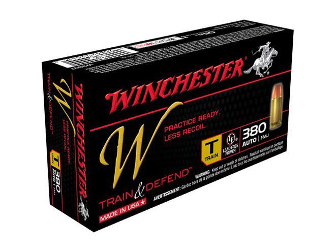 Winchester W Train & Defend