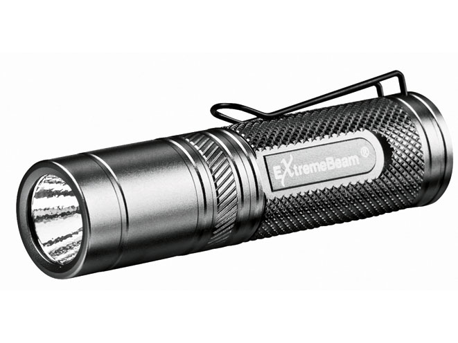 ExtremeBeam S.A.R. 5, extremebeam, extremebeam flashlight, concealed carry flashlight