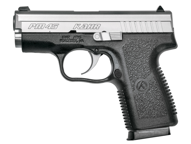 Kahr PM45, kahr, kahr arms, kahr concealed carry
