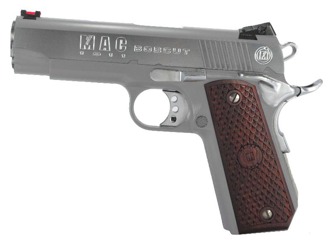 Metro Arms MAC 1911 Bobcut, metro arms, MAC 1911 Bobcut, handguns, concealed carry, metro arms