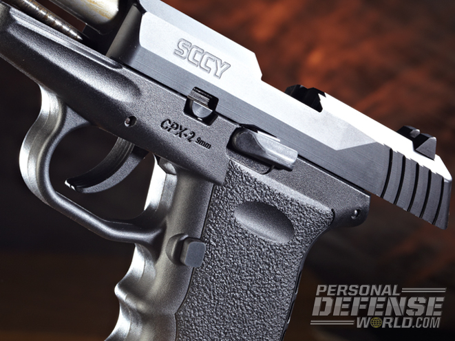 SCCY CPX-2 and CPX-1: Gun Review