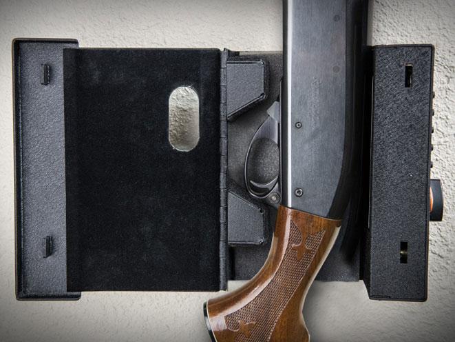 Shotgun Solo-Vault with 200M Mechanical Lock, shotgun solo-vault, shotLock