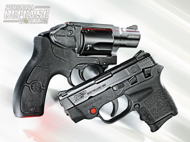 5 Smith & Wesson Guns for Everyday CCW Self-Defense