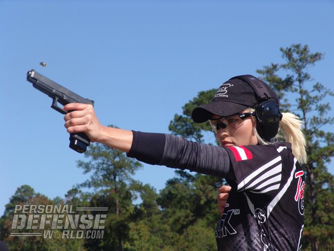 Tori Nonaka, Team GLOCK, Tori Nonaka Team GLOCK, team GLOCK shooters