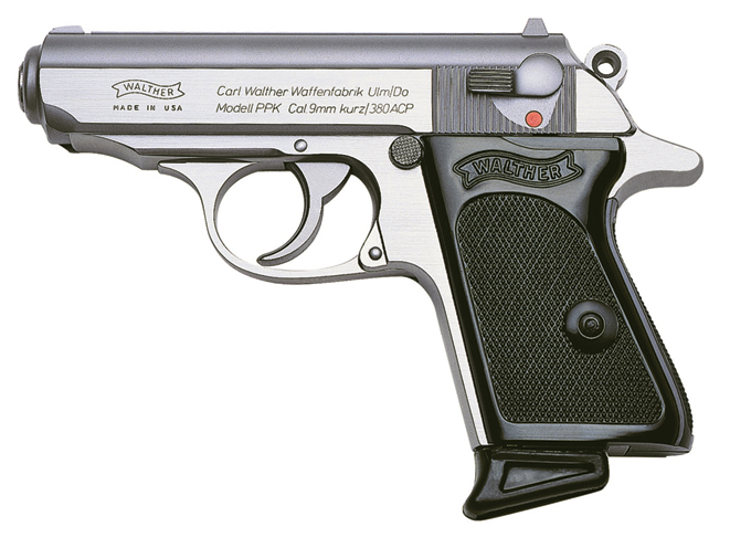 Walther PPK, walther arms, walther concealed carry