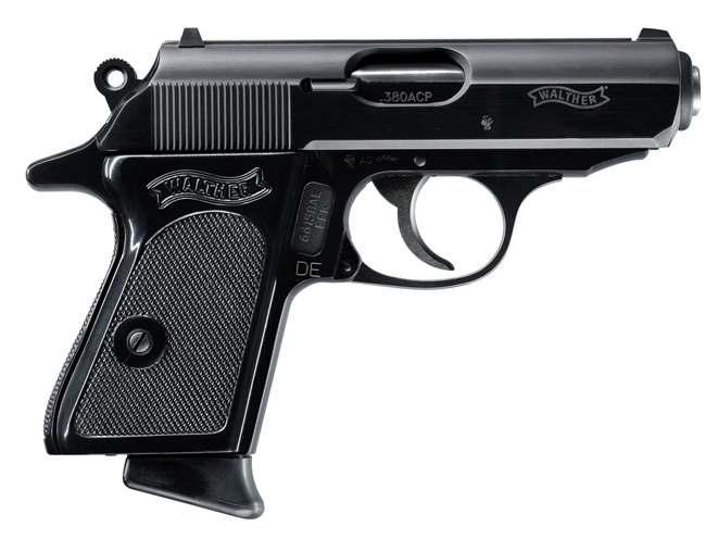Walther PPK, walther arms, walther handguns, walther concealed carry