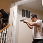 self-defense tactics, home invasion defense, unseen dangers, massad ayoob, massad ayoob self defense