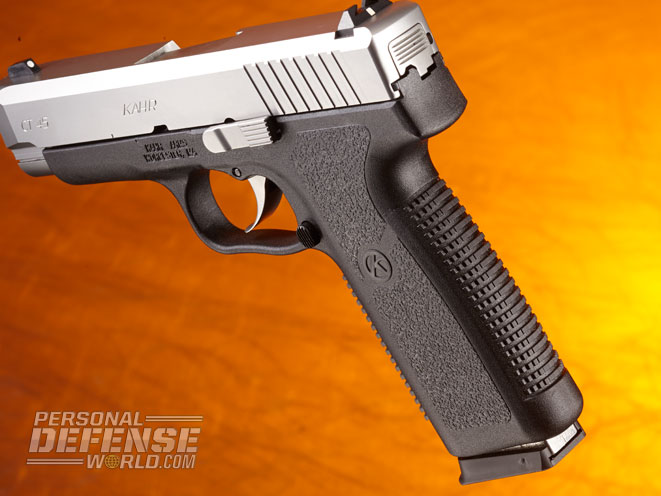 Kahr Arms' CT45 Packs 7+1 Rounds of  45 ACP Firepower
