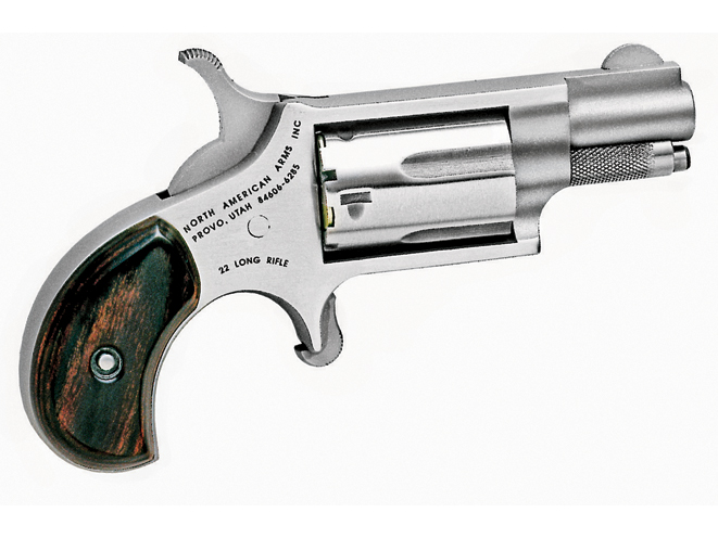 NAA .22 LR Snub, north american arms, north american arms revolver, north american arms concealed carry, concealed carry