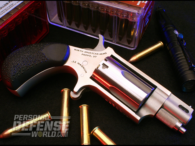 North American Arms Ported .22 Mag, naa, north american arms, naa ported mini mag, north american arms revolver