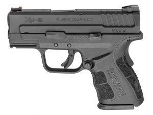 Springfield Armory XD Mod.2 Sub-Compact, springfield, springfield xd mod.2, springfield gun
